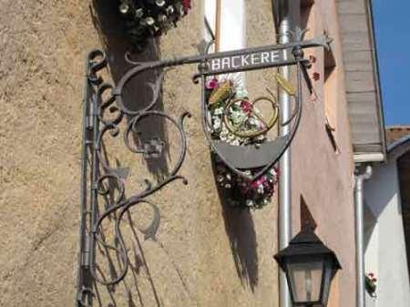 Bäckerei in Südtirol