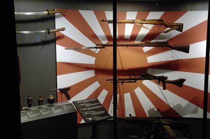 Japanische Waffen im WWII