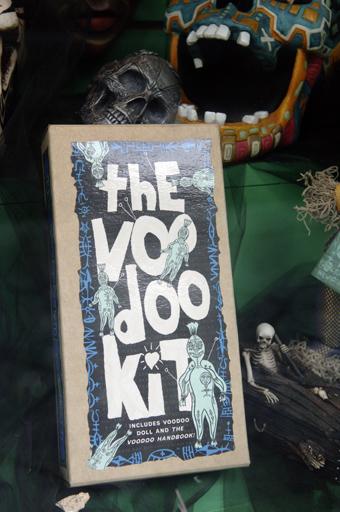Voodoo für Einsteiger