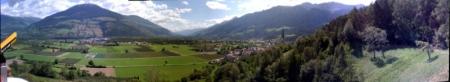 Blick vom Gumperleweg