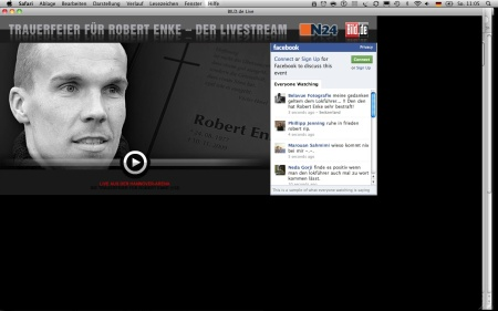 Bild.de und Robert Enke