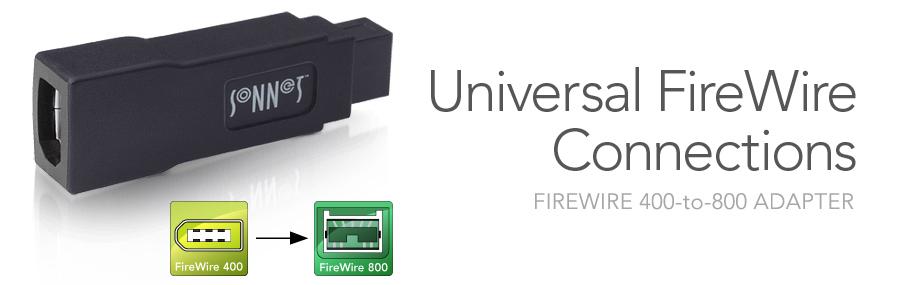 FireWire 800 | redaktion42\'s Weblog