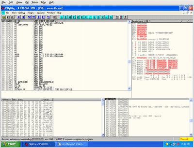 Auslesen von Code im Browser.