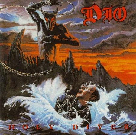 Meine erste Dio-Platte: Holy Diver - ohne Kompromisse.