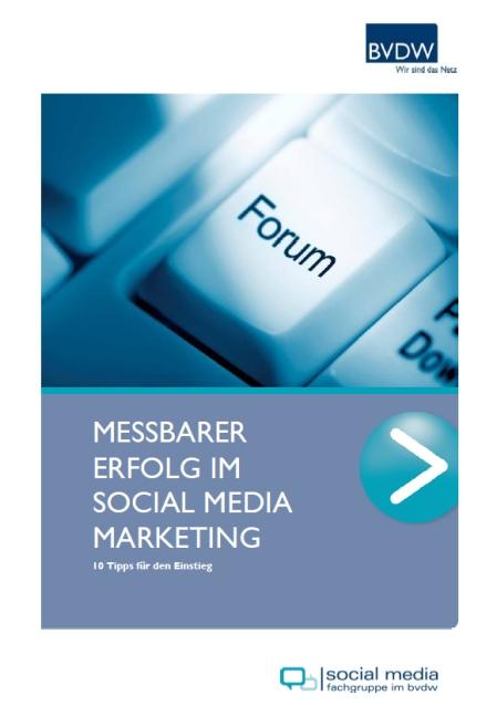 10 Tipps für den Einstieg ins Social Media Marketing