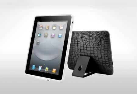 Meine iPad-Hülle im Kroko-Design von SwitchEasy.