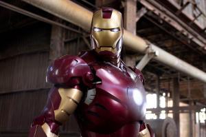 Viel Krach in Iron Man 2.