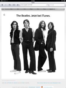 Weltveränderer Beatles