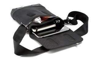 Meine neue Herrenhandtasche von Booq.