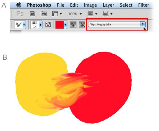 kleiner tipp adobe photoshop cs5 farben mischen redaktion42 39 s weblog. Black Bedroom Furniture Sets. Home Design Ideas
