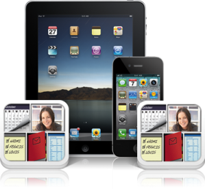 Bento 4 spricht Deutsch am iPhone und iPad.