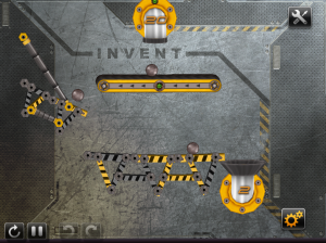 Spielerisch Konstruieren am iPad mit Autodesk TinkerBox.