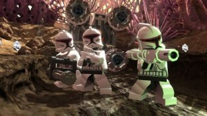 Riesiger Spaß: das neue Lego Star Wars III: The Clone Wars