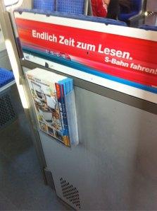 Adli verzichtet auf Anzeigen in Tageszeitungen und macht lieber Direktmarketing in der S-Bahn.