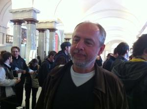 Volker Engel - unser Mann für VFX.