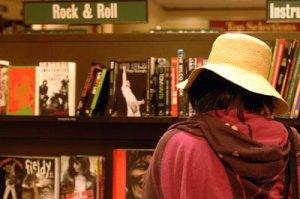 Rocl´n Roll bei Barnes & Noble