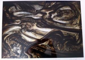Schlangenlandschaft