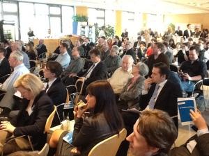 Gut besucht war die Veranstaltung in der Hanns-Seidel-Stiftung.