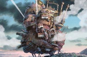 Das wandelnde Schloss - ein toller Film vom japanischen Walt Disney.