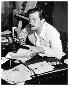 Der geniale Orson Welles versetzte New York in Aufruhr.
