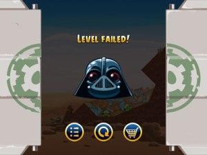 Darth Vader - das Schwein - lacht mich aus