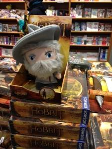 Gandalf zum Kuscheln - mir wird schlecht.
