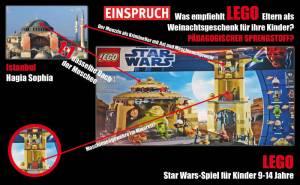 Der Vorwurf an Lego.