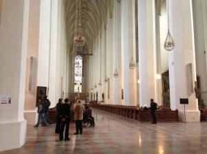 Wunderbarer Bau: Die Münchner Frauenkirche