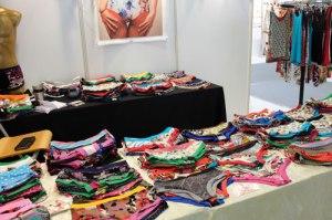 Unterwäsche selbst gemacht - nette Idee bei Berlin Underwear.