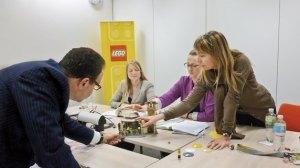 Diskussion in München bei Lego. Foto: Türkische Kulturgemeinde