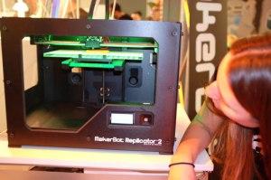 MakerBot hat sicherlich zur Popularität von 3D-Druckern beigetragen.