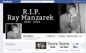 So werden Todesnachrichten heute überbracht. Todesanzeige via Facebook.