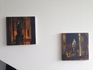 Meine beiden Werke von Gordon.