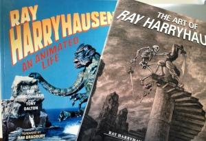 Für mich die beiden besten Bücher über Harryhausen.