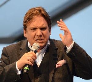 Moderator und starker Musiker Matthias Bodowy