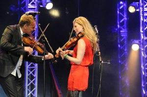 Helene Blum und Harald Haugaard