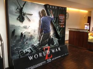 Zombie-Film für Kinder. Im Kino lief die entschärfte Version.