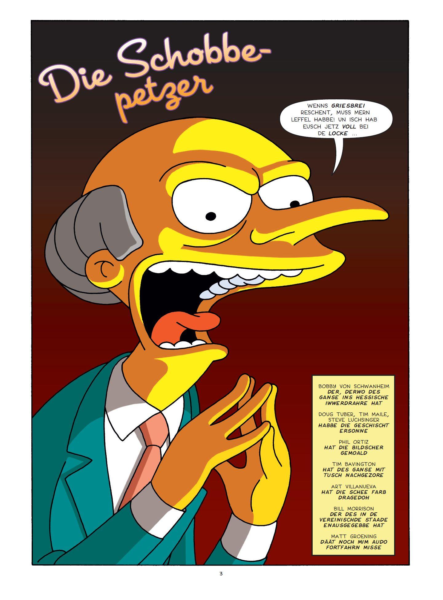 Die Simpsons Homer
