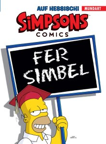 Simpsons-Hessisch-Cover