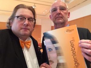 Martin Ruf vom Eigenloben der Klara Oppenheimer Schule.