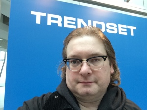Ich sah mir mal die TrendSet 2014 genauer an.