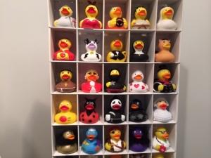 Wer findet die Ente zur Bundeskanzlerin?
