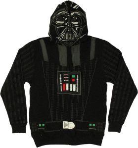 Die Darth Vader Variante.