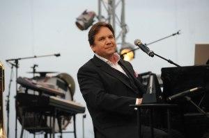 Auch am Klavier ein Meister: Matthias Brodowy