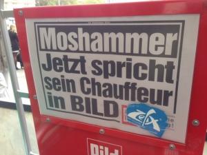 Die BILD verkauft mit dem Namen Mooshammer in München immer noch gut.