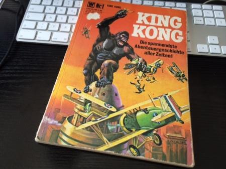 Mein Lieblings-Kong-Comic