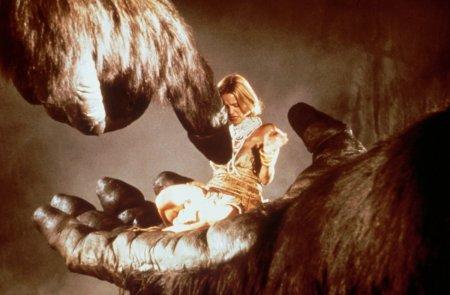Ich mochte den Roboterarm von Kong, aber ich mochte nicht die schreiende Jessica Lange.