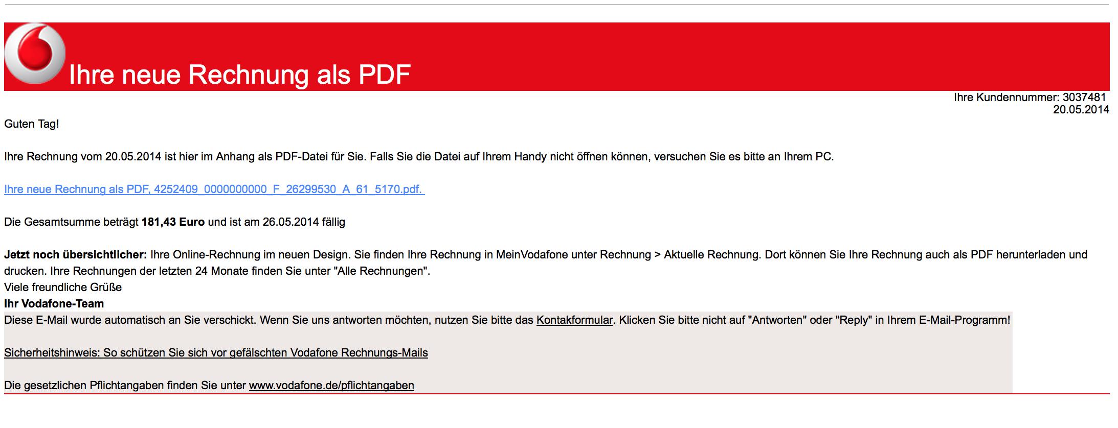 Phishing Redaktion42s Weblog