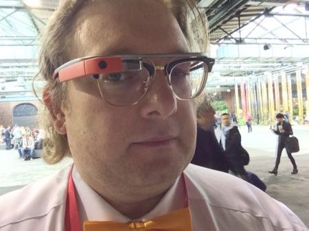 Ich habe die Zukunft auf der Nase - Google Glass