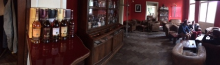 Wunderbares Ambiente in der Bar Lebensstern.